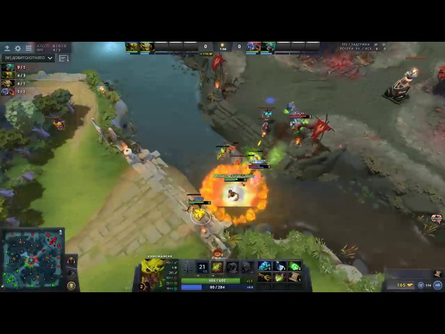 Yond Waveafterwave vs Immune Xop0 Streamers Cup by Epulze