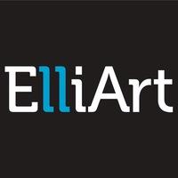 Логотип Рекламное агентство «ElliArt» г.Ижевск