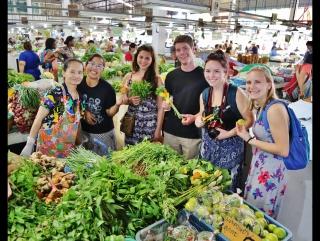 Thai secret cooking class & market tour may 14-2017