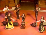 Леонсия Эрденко &amp группа GypsyRoad - концерт в Пензе, 2006, 1 ОТДЕЛЕНИЕ