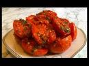 Помидоры По-Корейски (Очень Вкусно) / Tomatoes in Korean / Холодная Закуска / Простой Рецепт