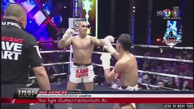 THAI FIGHT KING OF MUAY THAI Saenchai P k Saenchai THA vs FRA Morgan Adrar full