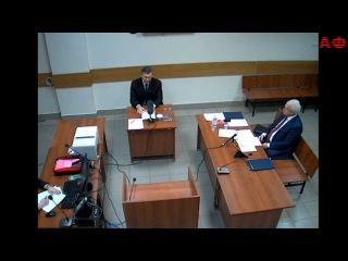 Виктор Янукович выступает в Дорогомиловском суде по делу о гос. перевороте на Украине