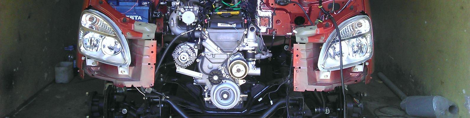 Контрактные двигатели - Купить двигатель BMW