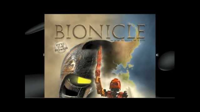Bionicle concept video 2001 2008