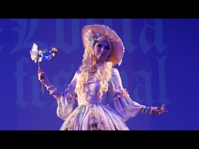 G L Fest 2017 Блок 1 3 Хендмейд дефиле Daryia cupcake г Брест Беларусь
