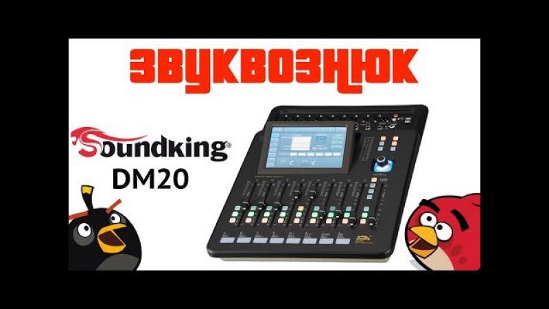 Обзор Soundking DM20 NAMM musikmesse Russia 2017
