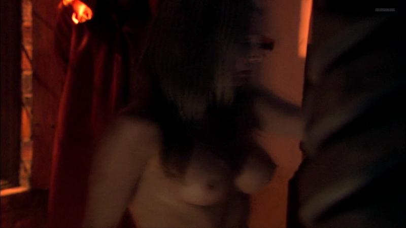 Has miriam mcdonald done nude photos
