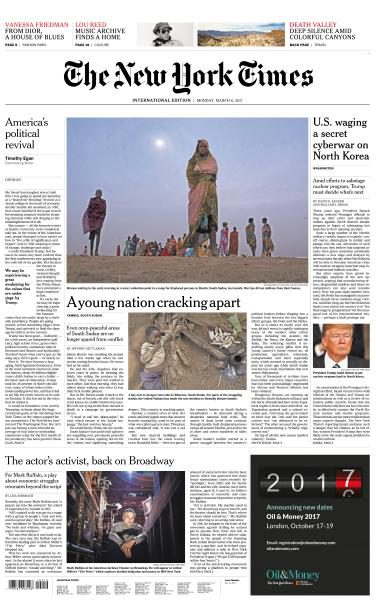 International New York Times 6 March 2017 FreeMags