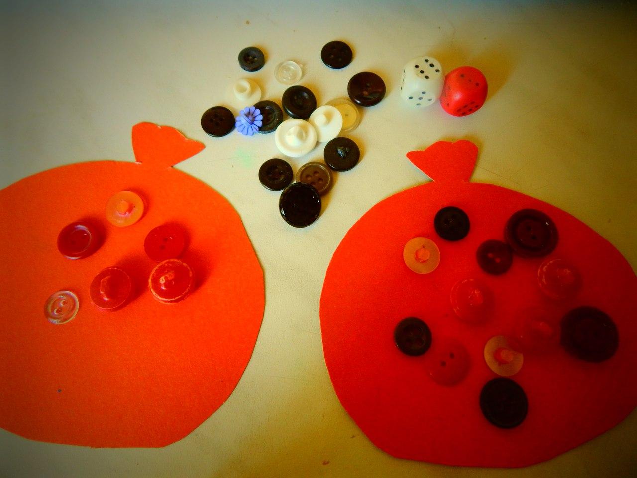 игры с яблоками для детей