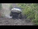 Patrol Y62 crazy jump