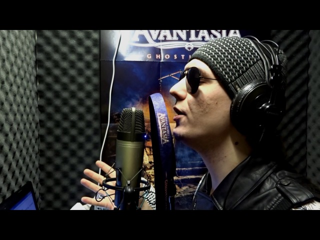 Avantasia - Seduction Of Decay [Live Vocal Cover by Artemij Ryabovol] 23.01.2017
