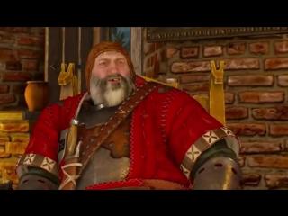 Ведьмак 3 Дикая Охота, Барон
