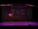 4 турнир студии Pole Dance Style. Pole Art - продвинутые. Гиндина София.
