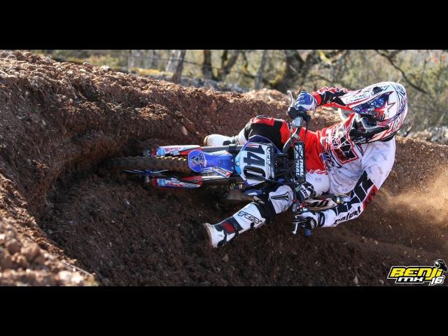 Mike Valade 140. Pitbike and MX . Mx Ploz vidéo.prod.