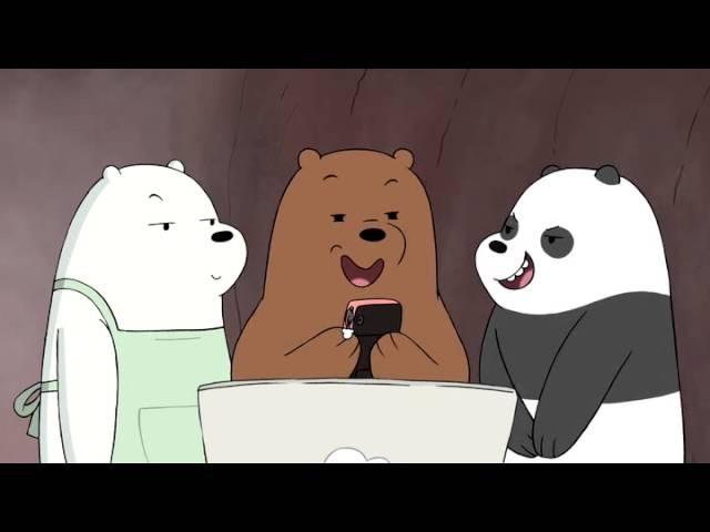 мы обычные медведи ухмылка