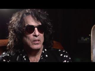 ✪✪✪ Пол Стенли (Kiss) с любовью к гитаре (перевод интервью) - 2017