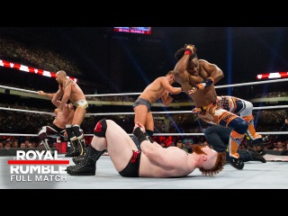 (Wrestling Premium) FULL MATCH - Royal Rumble Match: Royal Rumble 2017 (WWE Network Exclusive)