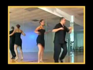 El negrito de la salsa - Coreografia