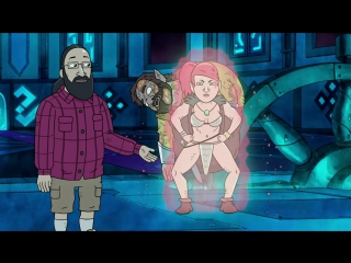 """HarmonQuest 2 - Episode 10 - """"The Sorcerer of the Storm"""""""