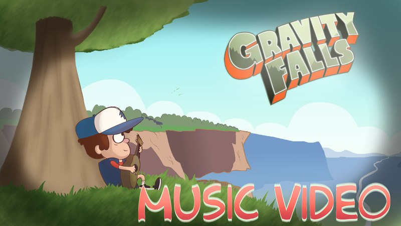 Dipper's Practice - Gravity Falls Music Video