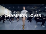 Beginner Class Nina Sky - Champion Lover (Lady Bee Remix) Choreography. WENDY