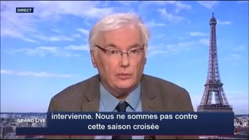 Des journalistes contre la visite de Netanyahou en France