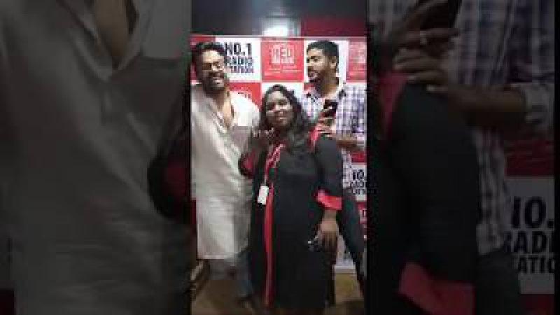 Jawaan Telugu Movie Sai Dharam Tej Mehreen Pirzada Thaman S BVS Ravi Redfm Hyderabad