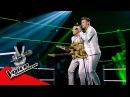 Sitse en Nabil zingen 'Papaoutai'   The Battles   The Voice van Vlaanderen   VTM