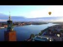 Stockholm Stunning Drone Views