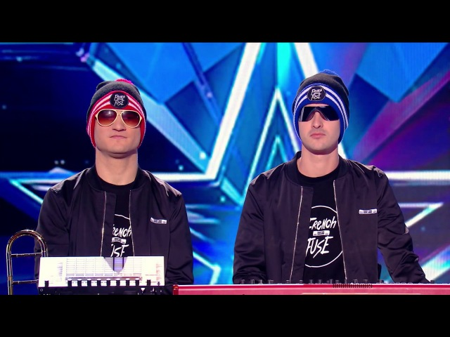French Fuse - Frances Got Talent 2017