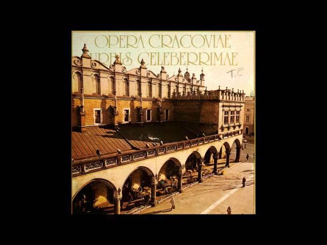 Henry Purcell - Dido and Aeneas / Dydona i Eneasz (śpiewa Elżbieta Towarnicka)