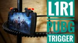L1R1 smartphone Trigger - PUBG mobile, Rules of Survival