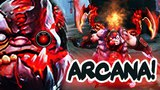 Pro Players Trying New Pudge Arcana For The First Time! Zai &ampamp Moo Dota 2