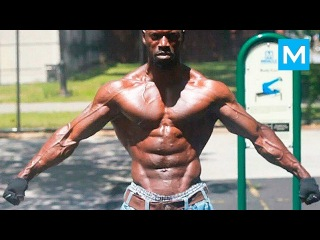 Hannibal For King - Real Street Workout   Muscle Madness