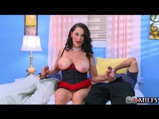 Rita Daniels - A Different Kind of Interview (05.01.2011) [HD 720, 2 on 1, Big Tits, Blowjob, Granny, Mature, MILF, Sex]