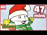 Max and Ruby Winter HOLIDAY HD Compilation! Funny Cartoons for Kids By Treehouse Direct