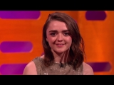 Maisie Williams Reveals Arya Starks Game of Thrones Kill List | The Graham Norton Show