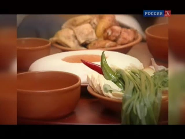 Адыгская кухня / Россия, любовь моя!