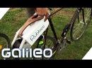 Gadgets fürs Fahrrad Galileo ProSieben