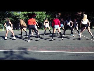 Choreo by Victoria and Julia (Sanjin, Walshy Fire  Salvatore Ganacci-Nah Tell Dem)