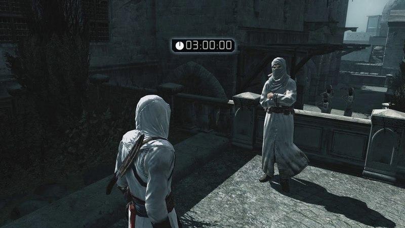 Assassin's Creed — 20 Акра — Гарнье де Наплуз Первое расследование