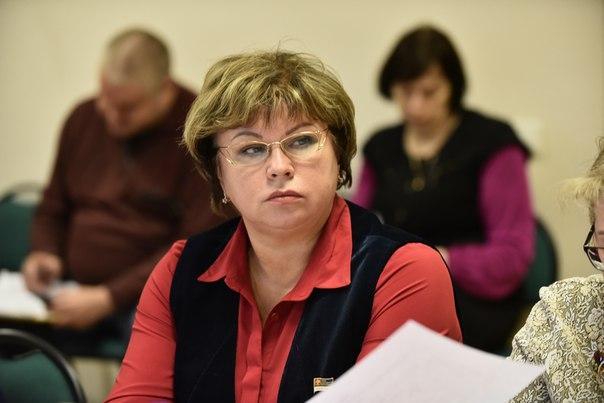Главой Печорского района стала Наталья Паншина