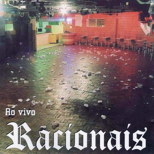 Racionais Mc's альбом Racionais Ao Vivo