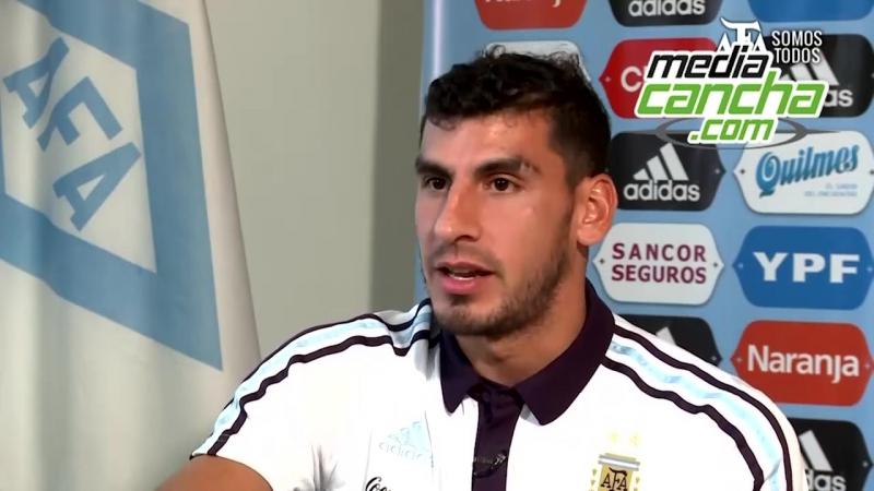 Romero se pierde el Mundial; Nahuel toma su lugar mp4
