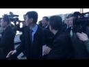 Прибытие главы МИД КНДР в Москву вызвало у журналистов большой ажиотаж