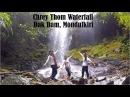 Mondulkiri Tent Camping Trip 9 Beautiful Chrey Thom Waterfall at Dak Dam Commune in Cambodia