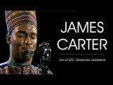 James Carter Quartet - Deutsches Jazzfestival 1994