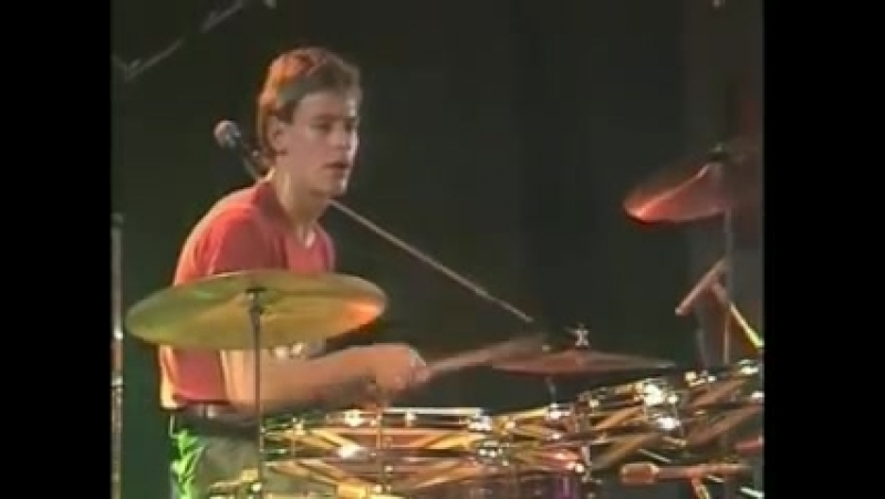 Allan Holdsworth Bill Bruford Band-Sample Hold