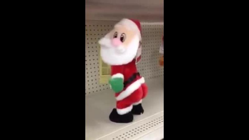 Santa Claus twerk